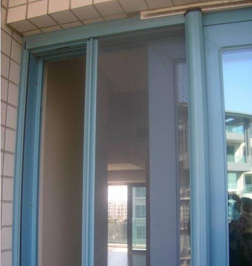 隐形纱窗1
